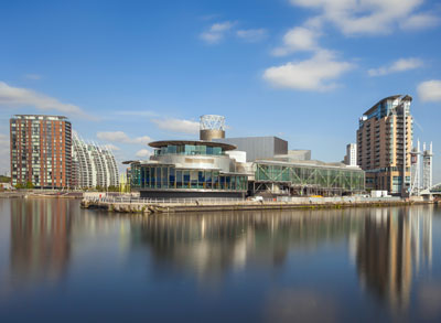 Negotiating a new lease for a regional HQ in Manchester