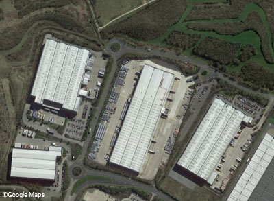 Renegotiation of leases on two major distribution facilities totalling 300,000sqft
